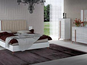 Вега спальня глянец