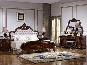 Магдалена спальня орех