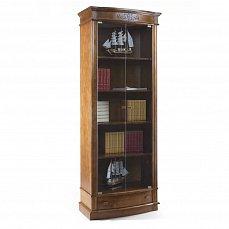 Александрия шкаф книжный 2 дверный