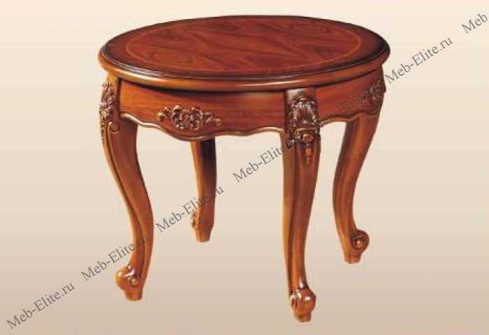 Моника стол кофейный орех