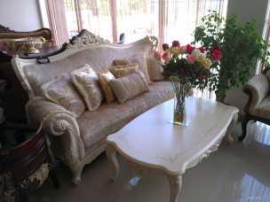 Самсон диван 3 местный раскладной ткань