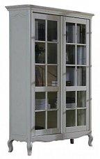 Кантри шкаф-купе книжный белый 891-1