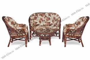 Нео Чорчилл комплект: диван + столик + 2 кресла