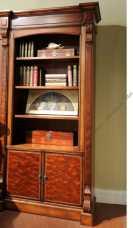 Луи 16 (Louis XVI) шкаф книжный открытый