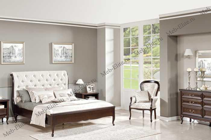 Версаль спальня венге