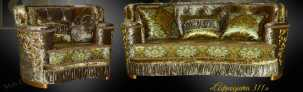 Афродита 311 мягкая мебель 3+1+1