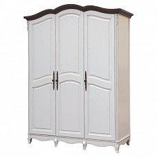 Белая роза шкаф 3 дверный AS6683 (D71+M01)