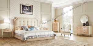 Модена спальня глянец