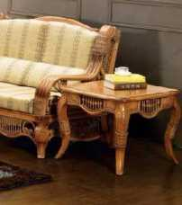 Мик ротанг чайный столик 65х65 МК-3410