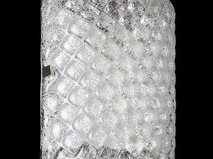 MURANO Бра Арт.602620 (452/A) 2х40W E14 Cristallo