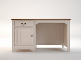 Оливия стол рабочий бежевый GB3001ETG/C