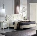 Нинфея кровать 160х203 (белая)