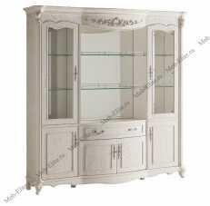 Карпентер 230 бар-витрина   белый