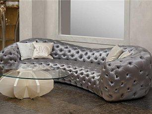 Галерея диван 4 местный GM 01 с подушками