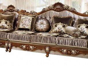 Венеция мягкая мебель: диван угловой + кресло