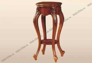 Моника стол-цветочница орех