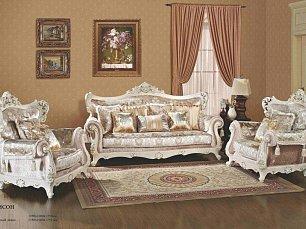 Самсон мягкая мебель 3+1+1 ткань